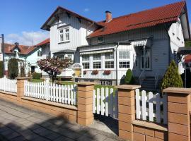 Hotel-Pension Deter, Wernigerode