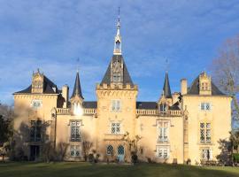 Chateau du Haget, Vieuzos