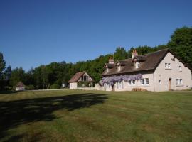 Chambre d'hôtes Domaine de la Pépinière, Chouzy-sur-Cisse