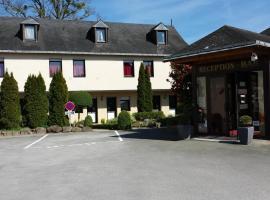 Hôtel La Tour des Anglais, Mayenne