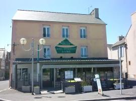 Hotel De La Baie, Saint-Benoît-des-Ondes