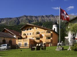 Hotel Landgasthof Staila, Fuldera
