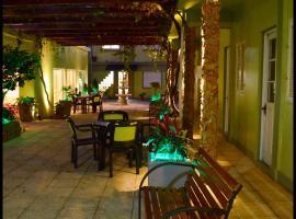 Hotel Internacional, Barra del Chuy