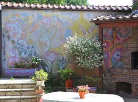 Casa del Corazon, Blaton