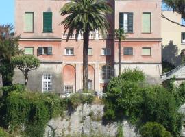 Hotel Villa Bonera, Nervi