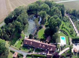 Domaine de Ferchaud, Unverre