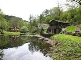 Lakeside cabin Lac de chaumecon, Brassy