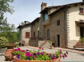 Holiday House Le Selvole, Radda in Chianti