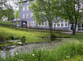 Apartment Zum Glasmacher, Gehlberg