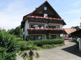 Gästehaus Gutensohn, Wasserburg