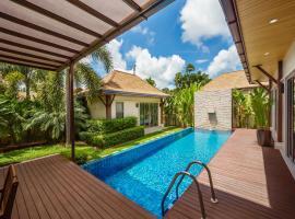 Villa Arataki by TropicLook Niche Style Nai Harn Beach