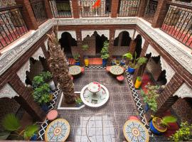 Hotel Riad Fantasia, Marrakesh