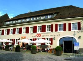 Ox Hotel, Heitersheim