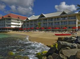 Le Beach Hotel, Marigot