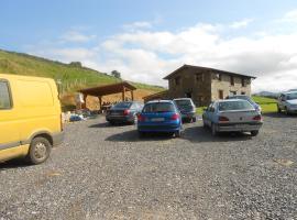 Casa rural Las Parras, Nates