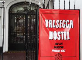 Valsecca Hostel, San Luis