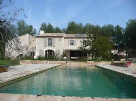 Villa Les Lauriers, Lambesc