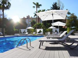 Apartamentos Tivoli, Playa d'en Bossa