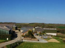 Frankaborough Farm Holiday Cottages, Virginstow