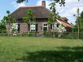 B&B Farmhouse De Loksheuvel, Overasselt