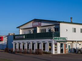 Woodland Motor inn, St. Paul