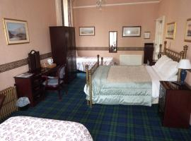 Kilcreggan Hotel, へレンズバラ