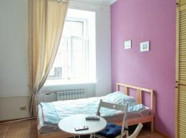 Vasilevsky Island Apartment