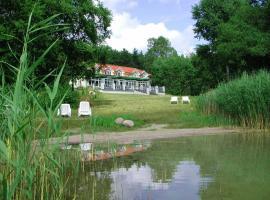 KIWI Naturparkhotel am Dreier See, Alt Schwerin