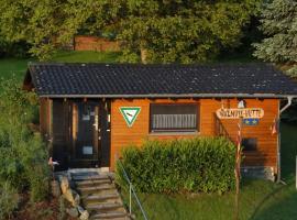 Walnuss Hütte