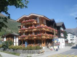 Hotel Grimsel, Obergesteln