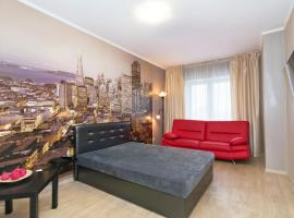 Apartments HomeHotel na Shorsa, Ekaterinburg