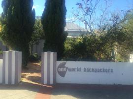One World Backpackers, Perth