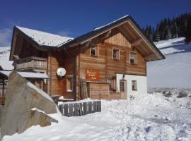 Almrauschhütte Markus, Lachtal