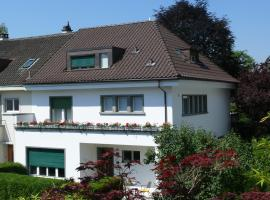 Bed & Breakfast Chez Olivia et Pascal, Riehen