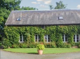 –Holiday home La grande ferme, Annebault
