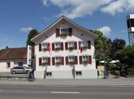 Hotel Ristorante Schlössli, Meggen