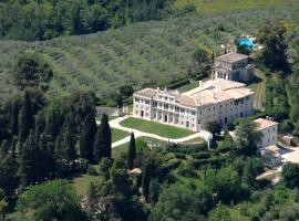 Residenza d'Epoca Villa Pianciani, Spoleto