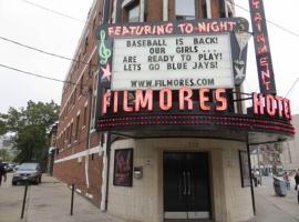 Filmores Hotel and Gentlemen's Club