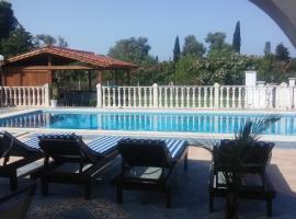 Liberta Guesthouse, Siğacık