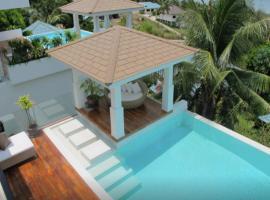 Sea View Villa Plai Laem, Choeng Mon Beach