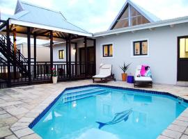 Broom's Estate Lodge, Blythedale Beach
