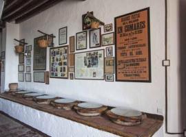 Hotel Molino Abuelos Comares, Comares