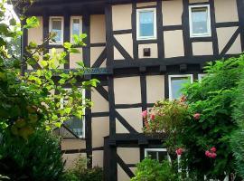 Ackerbürgerhaus von 1604, Goslar