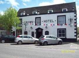 The Crown Hotel in Royal Wootton Bassett, Royal Wootton Bassett