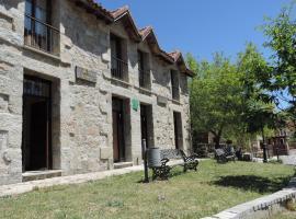La Escuela casa rural, Las Herreras