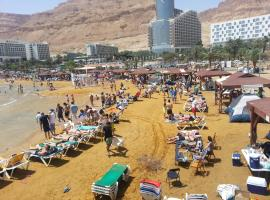 Rose Dead Sea Rooms, Neve Zohar