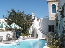 Hotel Le Beau Séjour, Mezraia