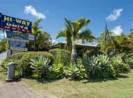 Hi Way Units Motel, Mackay