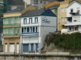 A Casa do Porto, Burela de Cabo