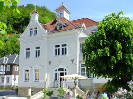 Villa Thusnelda, Bad Schandau